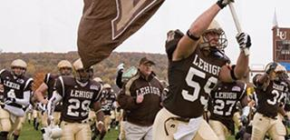 Join us on November 1 in Washington DC to cheer on Lehigh football!