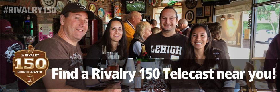 Get ready for Rivalry 150