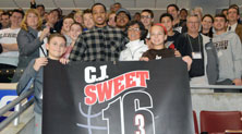 C.J. Sweet 16 Tour Recap