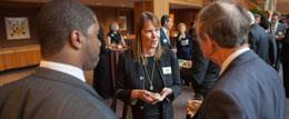 Home for the Holidays: A Cross-Country Networking Event for Students and Alumni